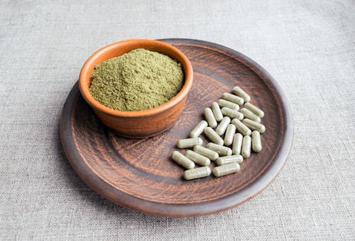 Kratom and Adderall